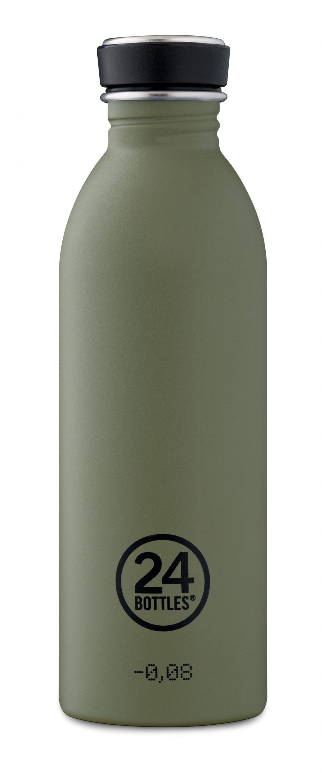 24Bottles Urban drikkedunk i rustfrit stål – Sage – 500 ml.