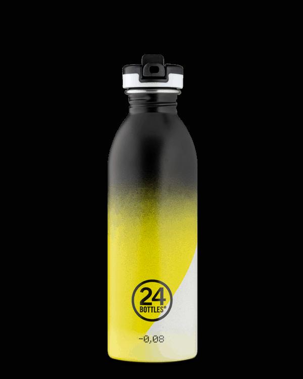 24Bottles Urban drikkedunk i rustfrit stål – Stardust – 500 ml. – med sportslåg