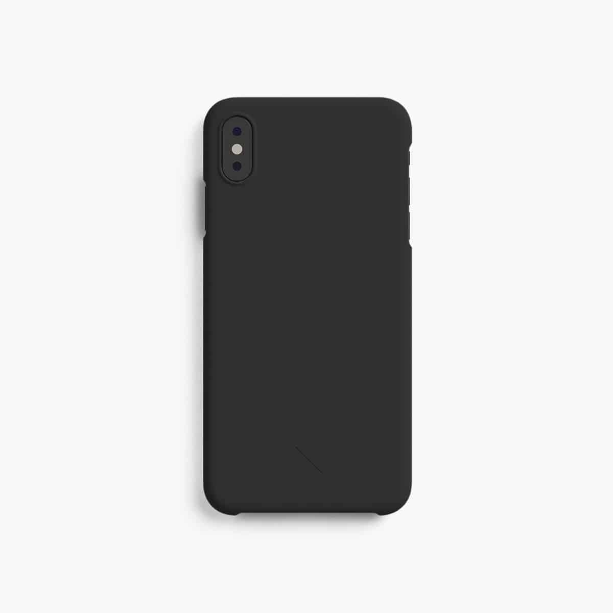 A Good Company cover – Charcoal Black – iPhone XS Max