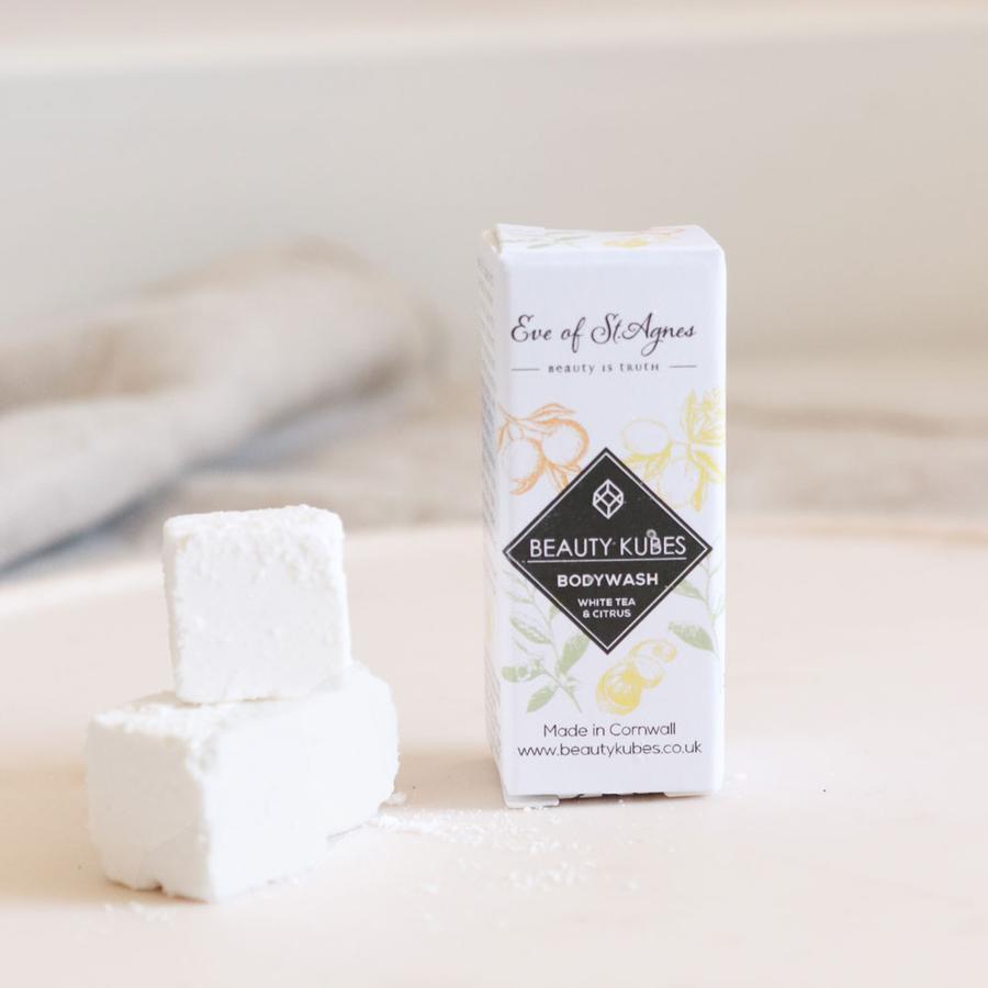 Prøve - Body wash White tea & Citrus- allergenfri