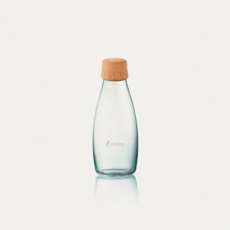 Drikkedunk i glas