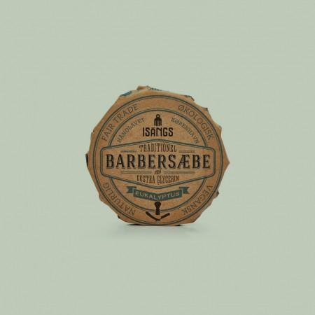 Barbersæbe og plejeprodukter