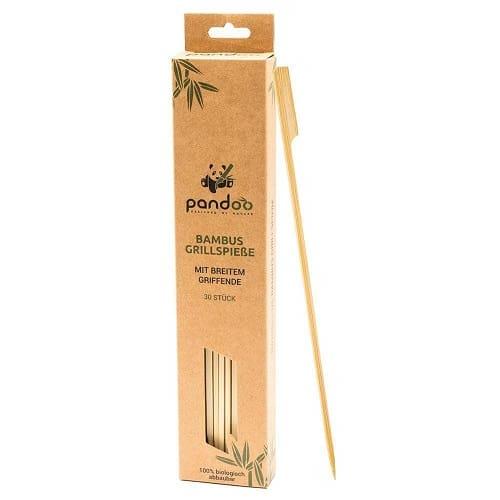 Pandoo grill spyd i bambus